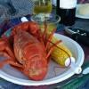 Lobster is always a summer staple