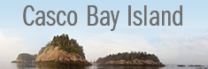 Casco Bay Island - A private island in Passamaquoddy Bay